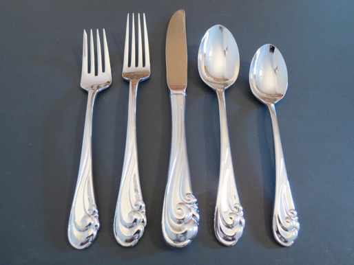 Silver Plated Amp Stainless Kirkstieff Flatware